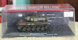 Maquette M41A3 Walker Bulldog - Voertuigen