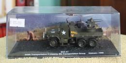 Maquette M35 A1 - Véhicules