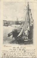 Oostende   *  Bassin Des Pêcheurs  (Ostende-Bains - Mons 1899) - Oostende