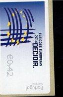 86 Europawahl ** Postfrisch, MNH, Neuf (3) - Automatenmarken (ATM/Frama)