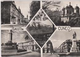 Cartoline Saluti Da....- Cuneo - Saluti Da.../ Gruss Aus...