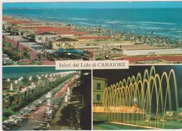 Cartoline Saluti Da... -lido Di Camaiore - Saluti Da.../ Gruss Aus...