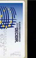 86 Europawahl Correio Azul ** Postfrisch, MNH, Neuf (5) - Automatenmarken (ATM/Frama)