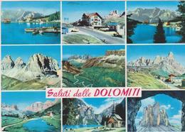 Cartoline Saluti Da... - Dolomiti - Saluti Da.../ Gruss Aus...