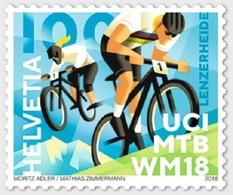 Suisse Helvetia 2476 VTT, Vélo, Bicyclette - Mountain Bike