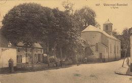 Boendael Watermael L'église - Ixelles - Elsene