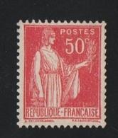 France - 1932/33 YT N° 283d Type IIB (issu De Roulette) Trace Infime De Charnière. RARE - Rollen