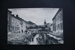 Malonne - Travaux De La Rue Du Fond - Edit. Victor Gillain, à Malonne - Namur