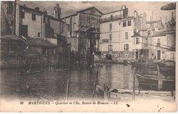 FR13 MARTIGUES - LL 30 - Bassin De Brescon - Quartier De L'ile - Belle - Martigues