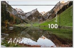 Suisse Helvetia 2488 Alpes - Géologie