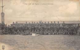 """AVIATION - MEETING - """"LYON AVIATION"""" 1910 - LE 155° DE LIGNE - MILITARIA - Demonstraties"""
