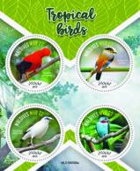 Maldives  2019 Fauna Tropical Birds  S201907 - Maldives (1965-...)