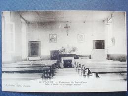 56 ,le Faouët ,pensionnat Du Sacré Coeur ,salle D'étude - Faouët