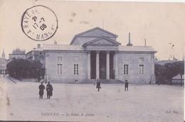 CPA - 29. SAINT LO - Le Palais De Justice - Saint Lo