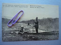 EST AFRICAIN ALLEMAND, Occupation BELGE : Marais De La KAGERA - Autres