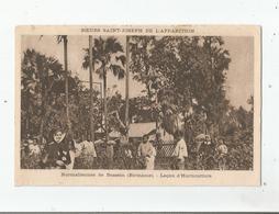 BASSEIN (PATHEIN) NORMALIENNES LECON D'HORTICULTURE SOEURS SAINT JOSEPH DE L'APPARITION - Myanmar (Burma)