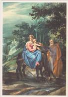 Cartoline Raffigurazioni Sacre-fuga In Egitto - Cristianesimo