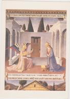 Cartoline Raffigurazioni Sacre- Annunciazione - Cristianesimo
