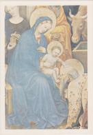 Cartoline Raffigurazioni Sacre- Adorazione Dei Magi - Cristianesimo