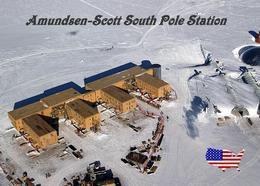 Antarctica Amundsen–Scott South Pole Station United States New Postcard Antarktis AK - Sonstige