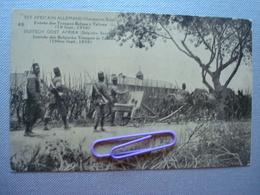 EST AFRICAIN ALLEMAND, Occupation BELGE : Entrée Des Troupes BELGES à TABORA En 1916 - Autres