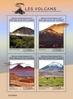 Guinea  2019   Volcanoes S201907 - República De Guinea (1958-...)