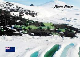 Antarctica Scott Base New Zealand New Postcard Antarktis AK - Sonstige