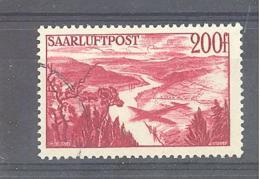 Saar  Michel #  254  Saarluftpost - 1920-35 Saargebiet – Abstimmungsgebiet