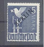 Berlin  Michel # 20 **  Geprueft Schlegel - Unused Stamps