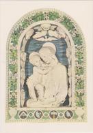 Cartoline Madonne- Madonna Col Babino - Vergine Maria E Madonne