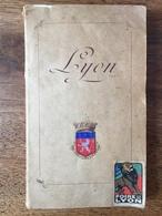 LYON. Guide De L'Exposition De 1914. - Rhône-Alpes