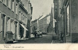 Thuin La Grand Rue - Thuin