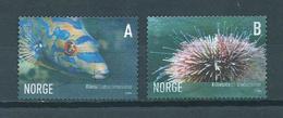 2006 Norway Complete Set Sea Life Used/gebruikt/oblitere - Noorwegen