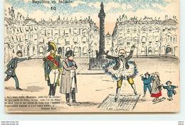 La Bregette - Napoléon En Ballade N°10 - Texte De Célestin Bosc - Illustrateurs & Photographes