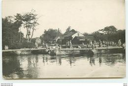 Construction D'un Pont De Bateaux Par Le Génie - N°4 - Regimenten