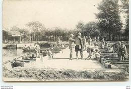 Construction D'un Pont De Bateaux Par Le Génie - N°14 - Régiments