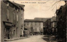 CPA St-Rome-de-Cernon - Rue Du Centre (290040) - Other Municipalities