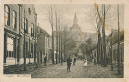 CPA - Pays-Bas - Vught - Dorpstraat - Vught