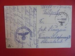 3eme REICH 1942-FELDPOST - Deutschland