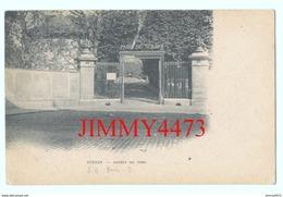 CPA - SCEAUX - Entrée Du Parc En 1903 - 92 Hauts De Seine - Phot. A. Breger Frères Paris - Sceaux