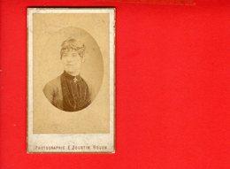 Photographie - Portrait Femme - Photographie D'art - Emile Tourtin , Rue Bouquet ROUEN - Anonymous Persons