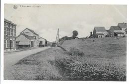 Chaineux - La Gare - NELS - Ed: J. Thomassin - Carte RELAIS - Circulé - 2 Scans - Herve