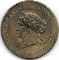 Exposition Universelle De BARCELONE  1888  Médaille Commémorative JURY - Espagne
