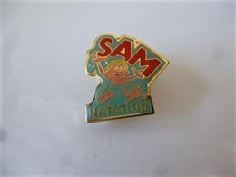 PINS NATATION SAM / 33NAT - Natation