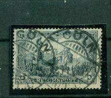 Deutsches Reich, Darstellungen Des Kaiserreichs, Nr. 65 II Gestempelt - Used Stamps