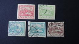 Czechoslovakia - 1918/19 - Mi:CS 2a,3,4,8 - Yt:CS 3,5,8,20*MH/o - Look Scan - Tschechoslowakei/CSSR