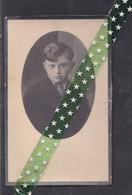 Robert Rachel De Langhe-De Jaegher, Geboren Bevere 1921, Overleden Audenaerde 1933 - Décès