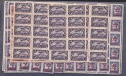 GRAND-LIBAN - 3 Valeurs Neuves Par Multiples Neuves LUXE à Moins De 10 % - Great Lebanon (1924-1945)