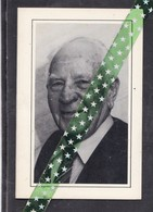 Andréas Rogge-Bearelle, Geboren Astene 1907, Overleden Kortrijk 1996 - Décès