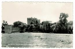 Ref 1324 - Real Photo Postcard - Saltwood Castle Near Hythe - Kent - England